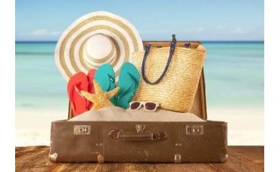 Как выбрать чемодан для поездки на море