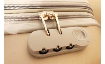 Как сбросить код на замке чемодана