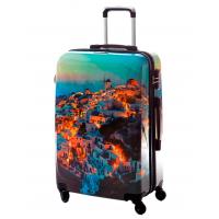 580301c25b7c Пластиковые чемоданы российского производства - купить в Москве ...
